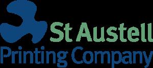 St Austell Print Company logo
