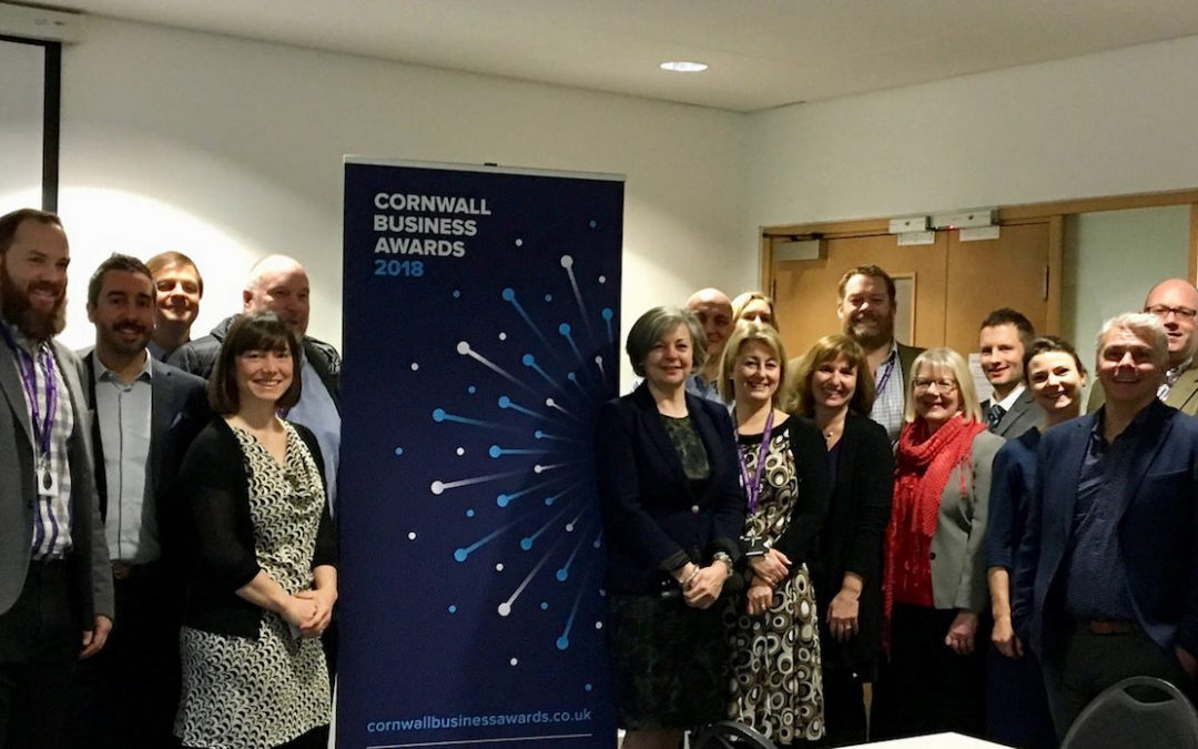Cornwall Business Awards 2018 open for entries