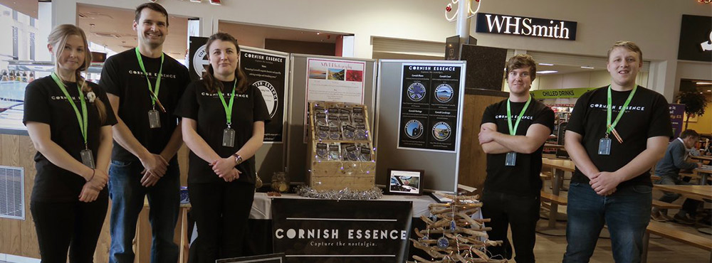 Cornish Essence Awarded Young Enterprise Title