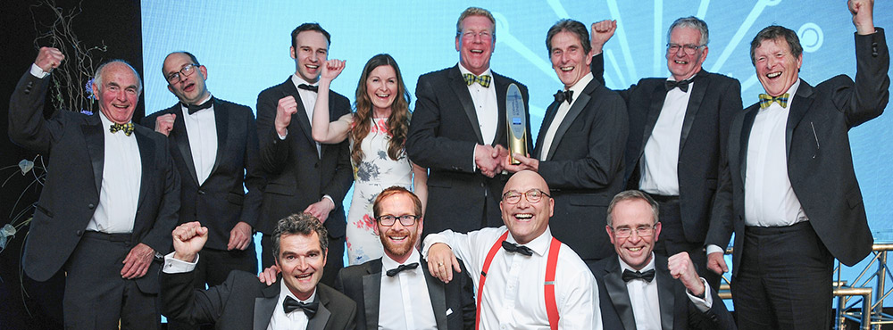 Winners of Cornwall Business Awards 2018 announced
