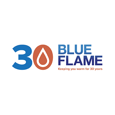 Blue Flame Heating