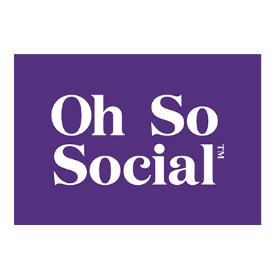 Katherine George owner of Oh So Social