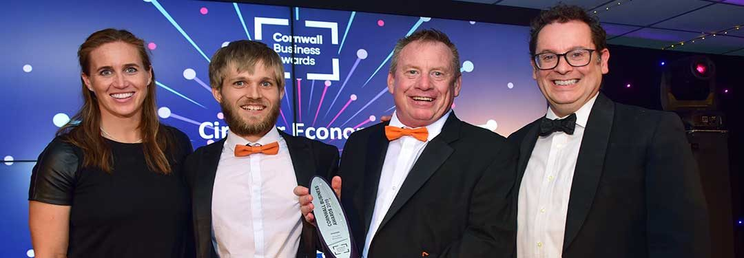 Winners of Cornwall Business Awards 2019 announced