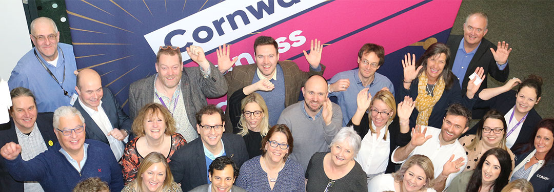Cornwall Business Awards 2020 Launch Event