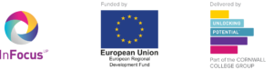 Infocus logo banner